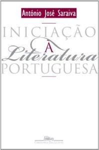 Livro Iniciação À Literatura Portuguesa Autor Antonio José Saraiva (1999) [usado]