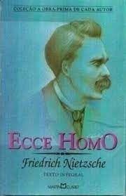 Livro Ecce Homo (bolso) Autor Friedrich Nietzsche (2007) [seminovo]