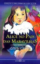 Livro Alice no País das Maravilhas (bolso) Autor Lewis Carroll (2009) [usado]