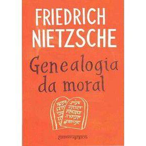 Livro Genealogia da Moral Autor Friedrich Nietzsche (2016) [seminovo]