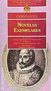 Livro Novelas Exemplares Autor Cervantes [usado]