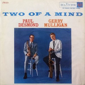 Paul Desmond - Gerry Mulligan - 1962 - Two Of A Mind