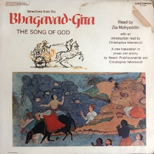 Bhagavad-Gita The Song of God - 1968 - Zia Mohyeddin
