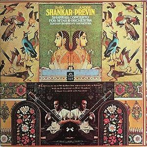 Ravi Shankar - Andre Previn - 1971 - Shankar - Concerto For Sitar & Orchestra - London Symphony Orchestra