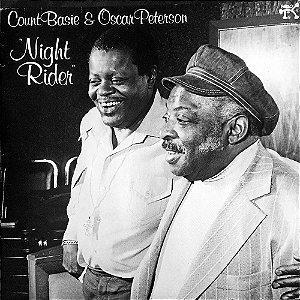 Count Basie & Oscar Peterson - 1980 - Night Rider