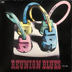 Oscar Peterson - Ray Brown - Milt Jackson - Louis Hayes - 1971 - Reunion Blues