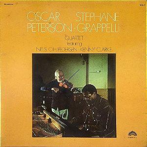 Oscar Peterson - Stephane Grappelli Vol. 1