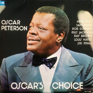 Oscar Peterson - 1974 - Oscars Choice
