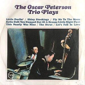 Oscar Peterson Trio - 1964 - Plays
