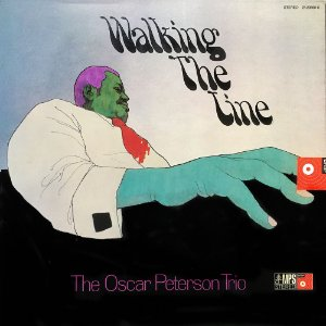 Oscar Peterson Trio - Walking The Line