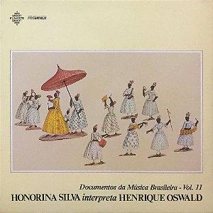 Honorina Silva Interpreta Henrique Oswald - Documentos da Música Brasileira Vol. 11