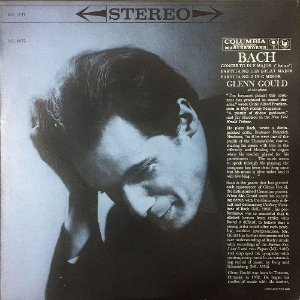 Glenn Gould Bach - 1965 - Concerto In F Major, Partita No. 1 In B-Flat Major, Partita No. 2 In C Minor