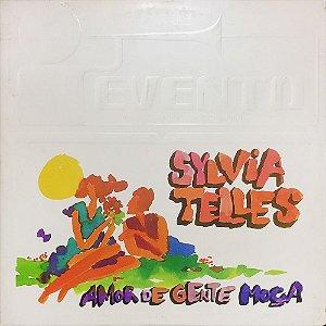 Sylvia Telles – 1974 - Amor De Gente Moça - Musicas De Antonio Carlos Jobim
