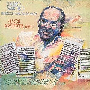Gilson Peranzzetta - 1989 - Cláudio Santoro Prelúdios e Canções de Amor