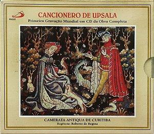 Cancionero de Upsala (Primeira Gravação Mundial Em CD Da Obra Completa) - 1997 - Camerata Antiqua De Curitiba (Regência Roberto De Regina)