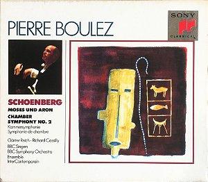 Arnold Schoenberg - Pierre Boulez - 1993 - Moses Und Aron - Chamber Symphony N° 2