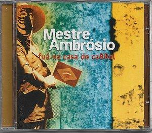 Mestre Ambrósio - 1999 - Fuá Na Casa De CaBRal