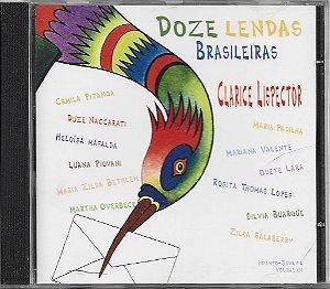 Clarice Lispector - 2000 - Doze Lendas Brasileiras