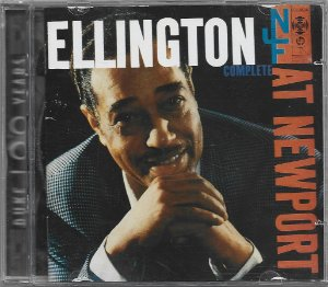 Duke Ellington - Rec 1956 - Ed 1999 - Ellington At Newport - Complete