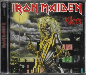Iron Maiden - 1980 - Killers