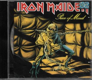 Iron Maiden - 1983 - Piece Of Mind