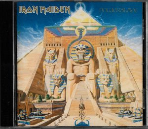 Iron Maiden - 1984 - Powerslave