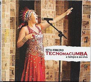 Rita Ribeiro - 2009 - Tecnomacumba