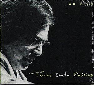 Tom Jobim - 2000 -Tom Canta Vinicius  - NOVO