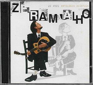 Zé Ramalho - 1997 - 20 Anos - Antologia Acústica