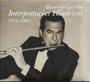 Altamiro Carrilho - 2008 - Interpretações Históricas