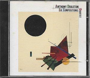 Anthony Braxton -  1982 - Six Compositions Quartet - IMPORTADO