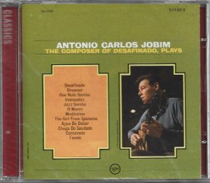 Antonio Carlos Jobim - 1963 - The Composer Of Desafinado Plays - NOVO
