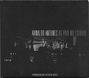 Arnaldo Antunes - 2007 - Ao Vivo No Estúdio