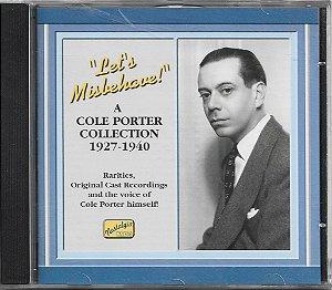 Cole Porter - 2001 - Lets Misbehave - A Cole Porter Collection 1927 - 1940.