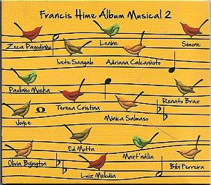 Francis Hime - 2008 - Álbum Musical 2