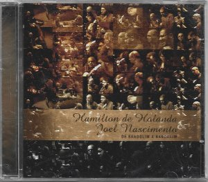 Hamilton De Holanda - Joel Nascimento - 2009 - De Bandolim A Bandolim - NOVO