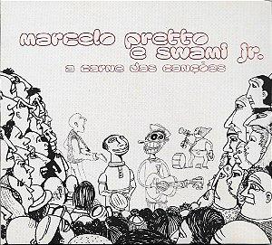 Marcelo Pretto E Swami Jr - 2014 - A Carne Das Canções