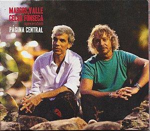 Marcos Valle & Celso Fonseca -  2009 Apresentam Página Central
