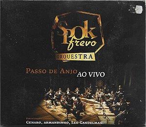 Passo De Anjo - 2007 - Ao Vivo - Genaro - Armandinho - Leo Gandelman - NOVO