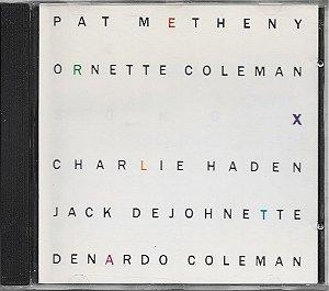 Pat Metheny - Ornette Coleman - Charlie haden - Jack Dejohnette - Denardo Coleman - 1986 - Song X