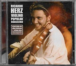 Ricardo Herz - 2004 - Violino Popular Brasileiro