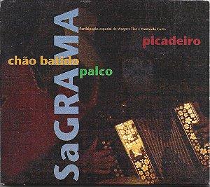 SaGRAMA - 2010 - Chão Batido Palco Picadeiro