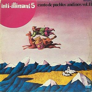 Inti-illimani 5 - 1976 - Canto De Pueblos Andinos - Vol. II