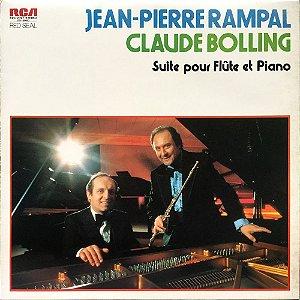 Jean-Pierre Rampal - Claude Bolling - Suite Por Flute Et Piano - Importado