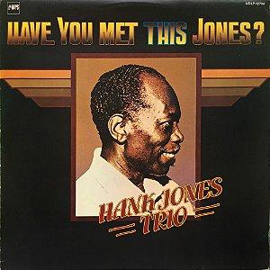 Hank Jones Trio - 1978 - Have You Met This Jones