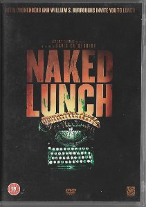 Naked Lunch - 2004 - David Cronenberg - DVD