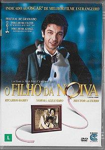 O Filho Da Noiva - 2001 - Juan Jose Campanella - DVD