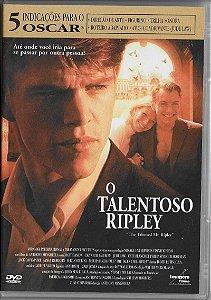 O Talentoso Ripley - 1999 - Anthony Minghella - DVD