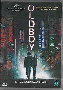 Oldboy - 2005 - Park Chanwook - DVD