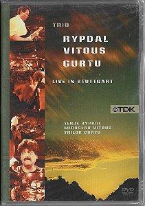 Trio - Rypdal - Vitous - Gurtu - 1985 - 2005 - Live In Stuttgart - DVD